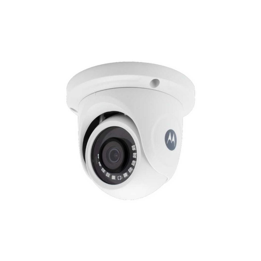 Câmera de Segurança Motorola 1080P Dome Lente 2,8mm MTADP022601