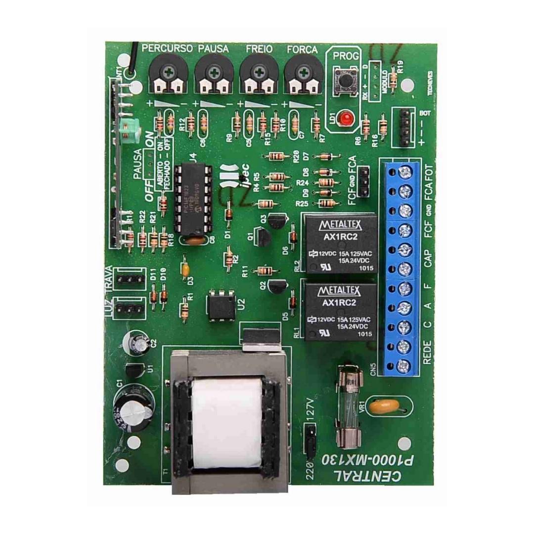 Central P1000 MX130 (Compatível RO)