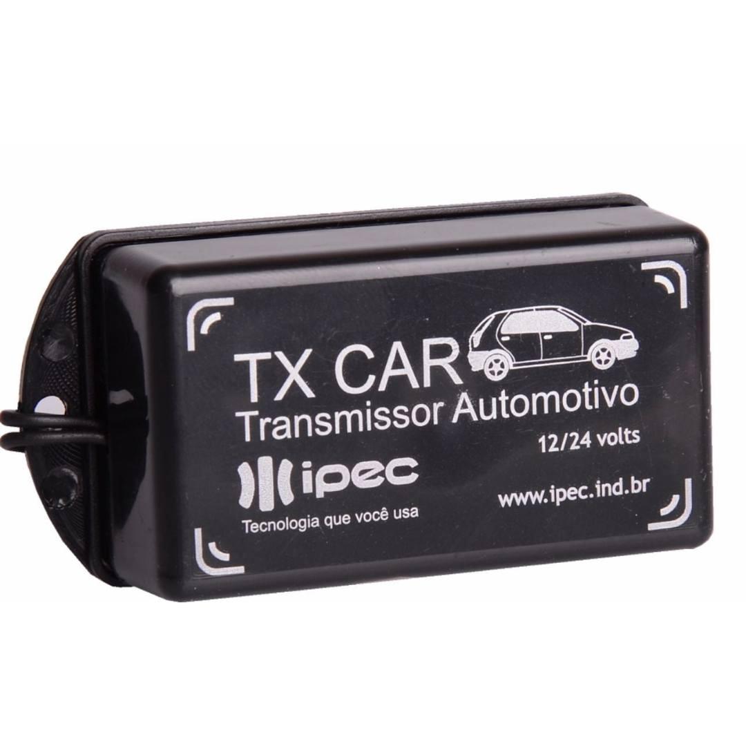 TX CAR 1 CANAL 292MHZ BINÁRIO (12/24V)