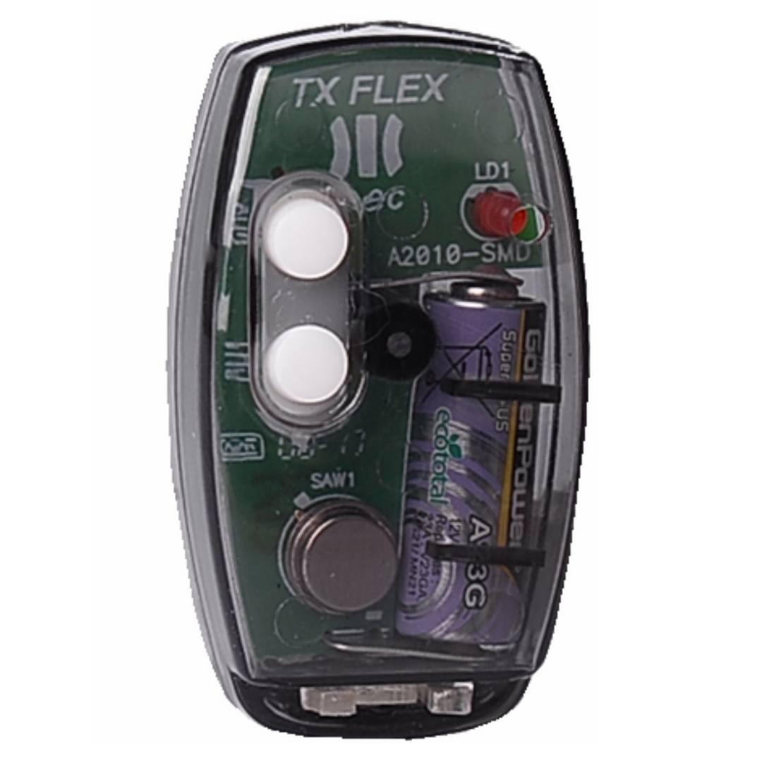 Tx Flex 2 Canais 433,92 Mhz - Fume