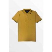 Camisa Polo Detalhe na Gola | Cores