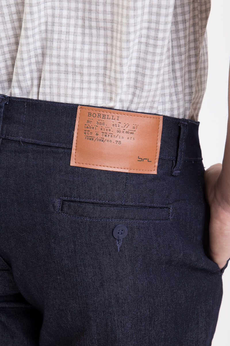 Calça Blue Jeans
