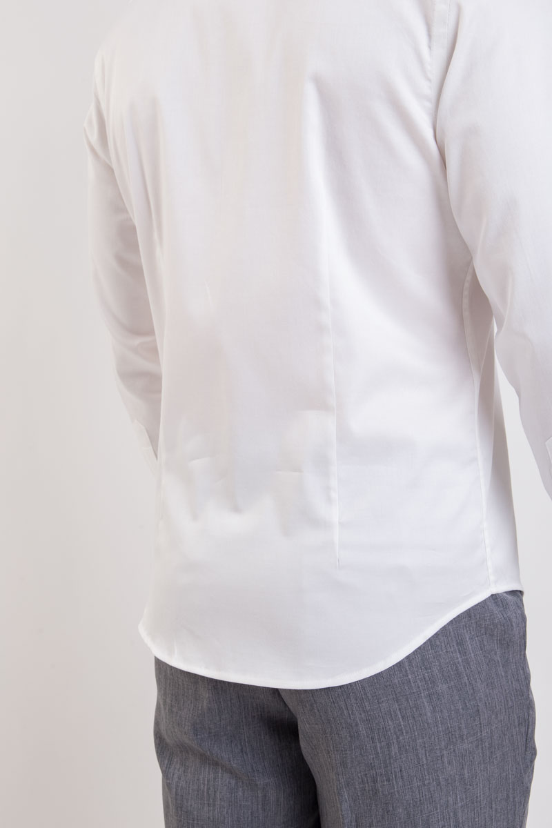 Camisa Slim Fit Acetinada | Cores