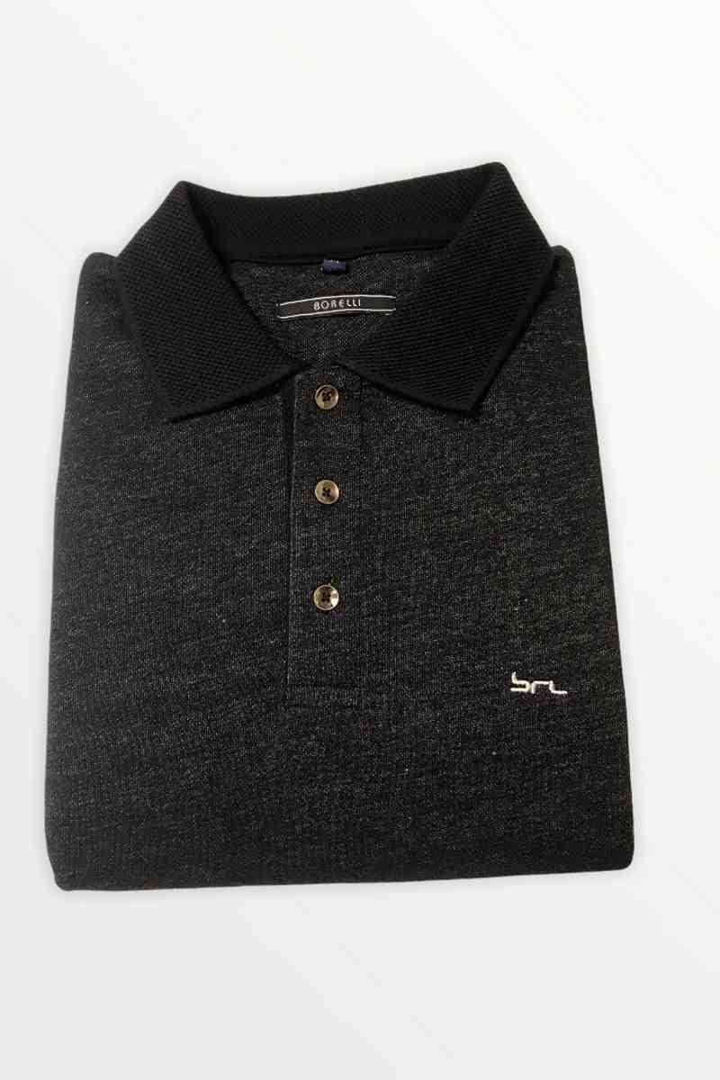 Camisa Polo Mescla   Cores