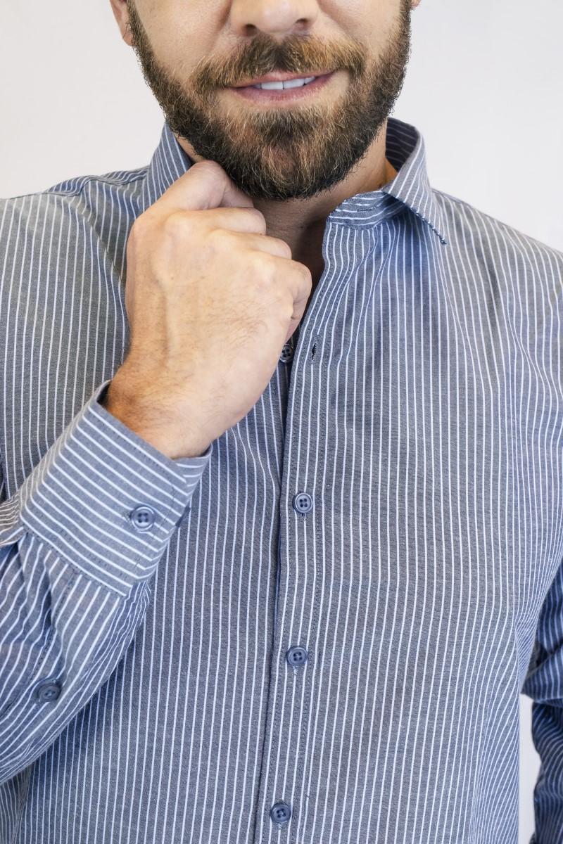 Camisa Slim Fit   Cores