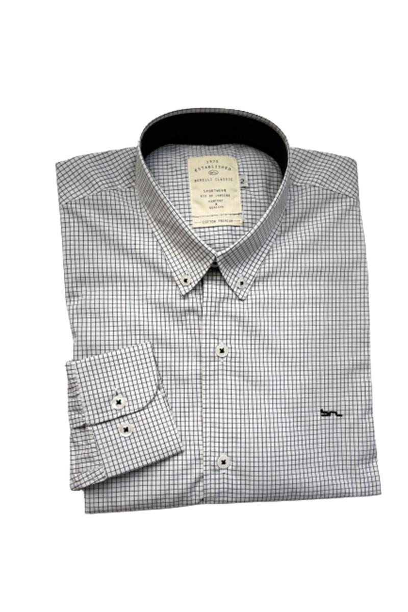 Camisa xadrez Bulgat