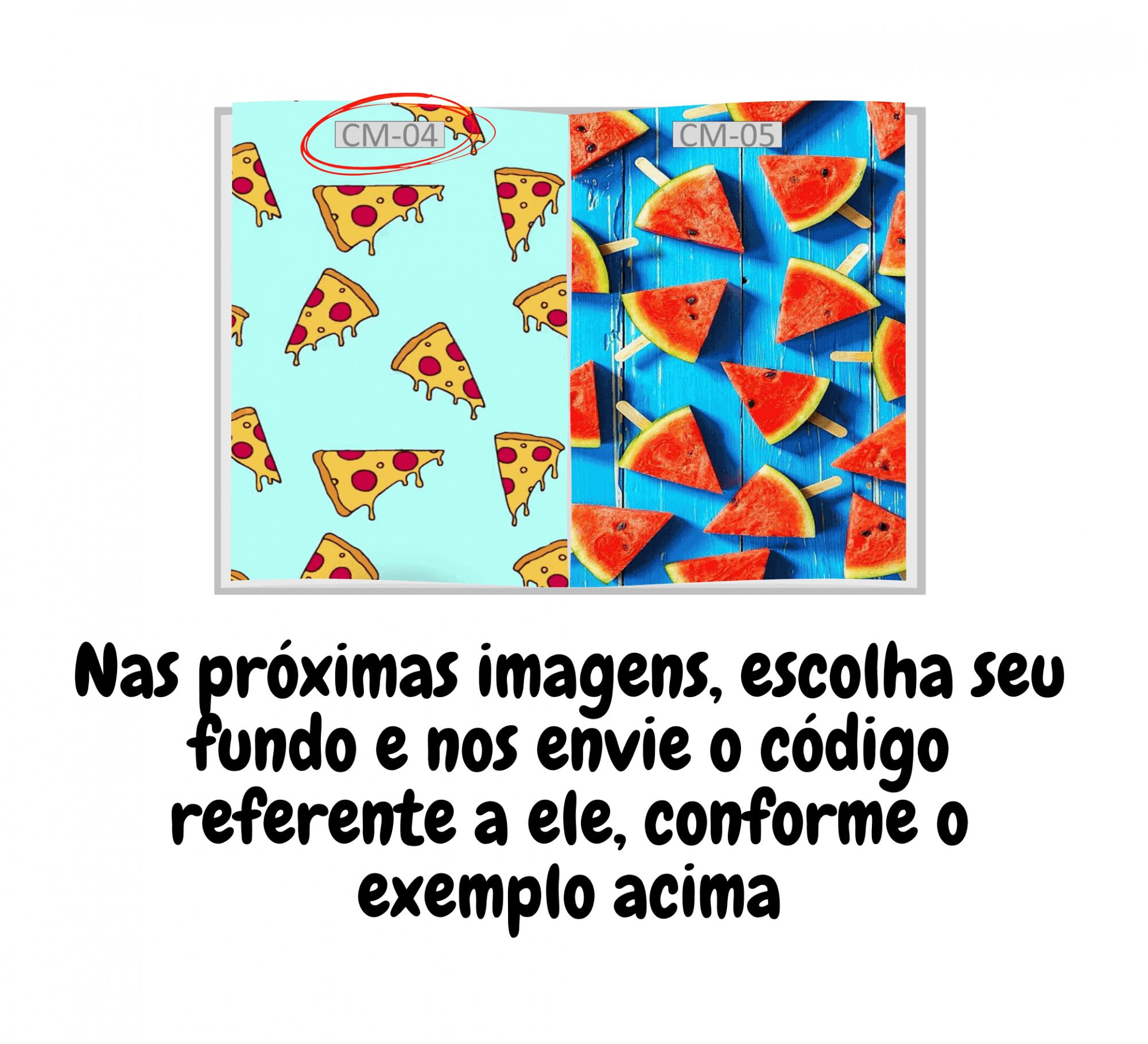 ARTE DIGITAL tema COMIDAS  - Zenliê