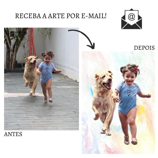 ARTE DIGITAL tema EFEITOS ESPECIAIS