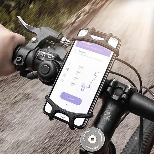 Suporte Universal de Moto e Bike De Silicone 360
