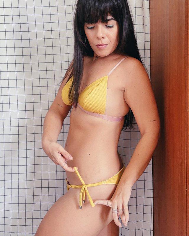 Conjuntinho da vovó Daniela + Veveta