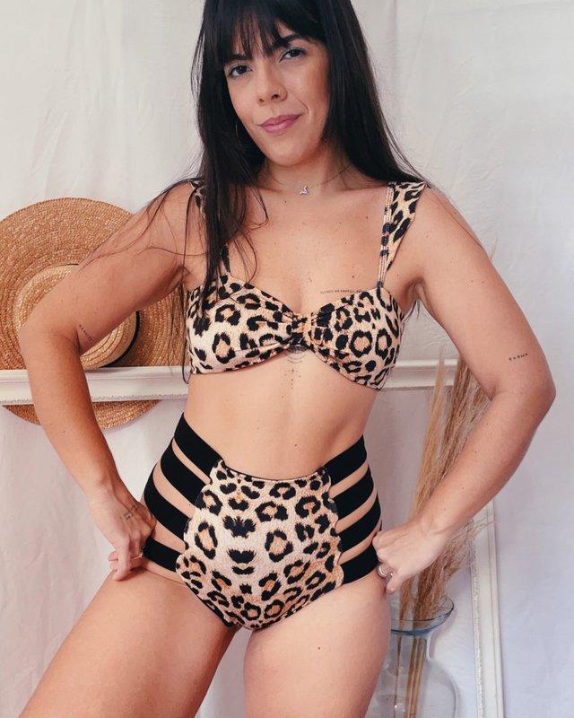 Conjuntinho da vovó Jaguara + strappy vovó Jagar