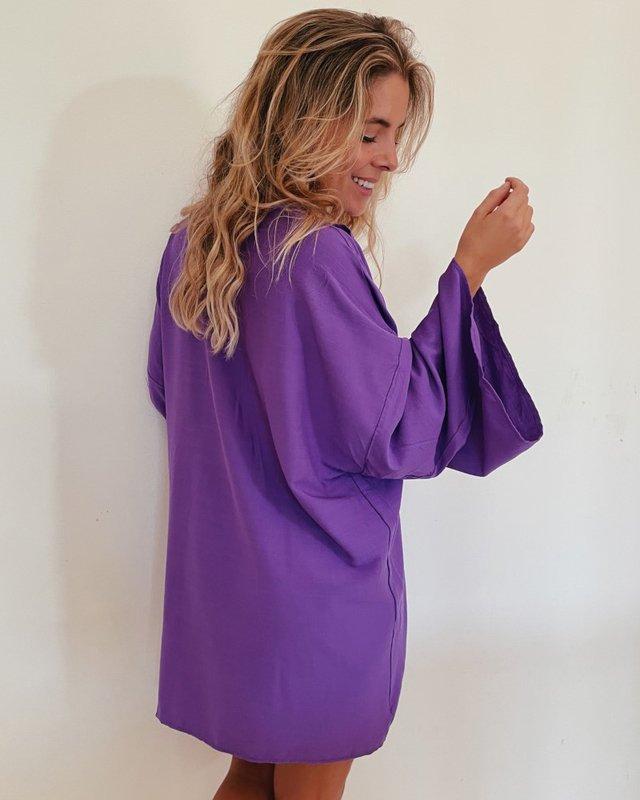 Kimono de tecido vovó Ricci
