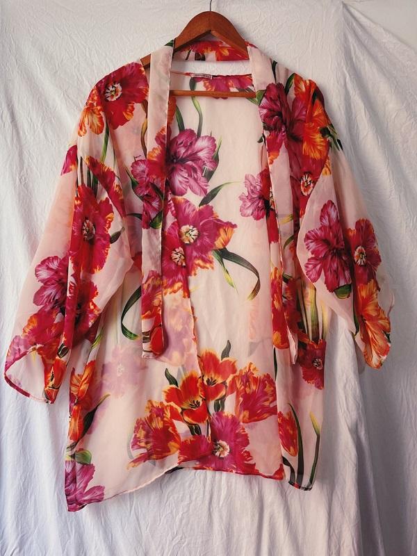 Kimono vovó Marlu