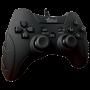Controle Com Fio Para PC PS3 Tv Box Smash Preto FR-218 Feir
