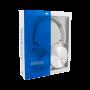 Fone de ouvido com Microfone Cabo Flat - Essential, Branco  PIX