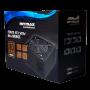 Fonte Atx Mymax 500w Reais 80 Plus 80+ Bronze Pfc Ativo