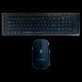 Kit Teclado ABNT2 com e Mouse 1600dpi sem fio Chinamate CM30