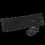 Kit Teclado e Mouse Com Fio Usb Office 5+