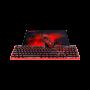 Kit Gamer Redragon 3 em 1 - Teclado RGB, ABNT2 + Mouse, 3200DPI, 6 Botões + Mousepad - S107