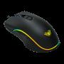 Mouse Gamer 2400dpi 7 Botões Programáveis Led Com Fio Aula  F806