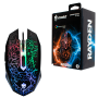 Mouse Gamer 2400dpi RGB Rayden EG-104