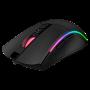 Mouse Gamer  Skadi Rgb Led 4800 Dpi Ajustável 7 Botões EG-106 Evolut