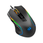 Mouse Gamer Predator RGB M612 Redragon