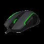 Mouse Gamer RGB 3200DPI 6 Botões Private T-Dagger