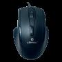 Mouse Usb Office Escritório 1600 Dpi Lehmox Ley-207