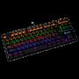 Teclado Mecânico Gamer Evolut Assault Eg-204 Rgb Backlight Rainbow