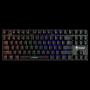 Teclado Mecânico Gamer Shodan Rgb Switch Red EG-203Rg Evolut