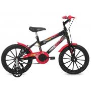 Bicicleta Free Action Aro16 Joy Masculino Preta