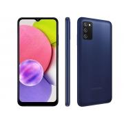 Celular Samsung A03s 64gb Azul Rcell