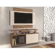 Combo Atualle Rivera Rack+painel Canel Rust/nat