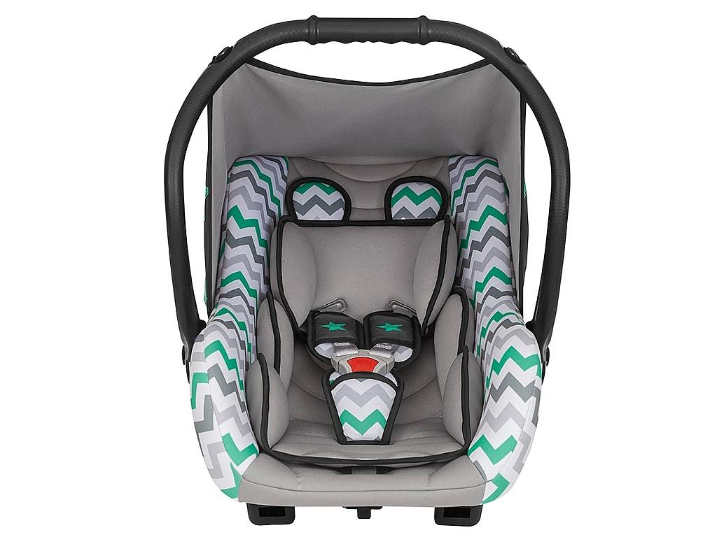 Cadeira Bebe Tutti Baby Bbconf Ello Verde 6500.06