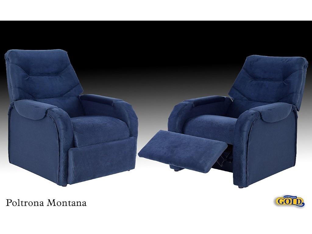 Cadeira Papai Gold Montana Tec 111
