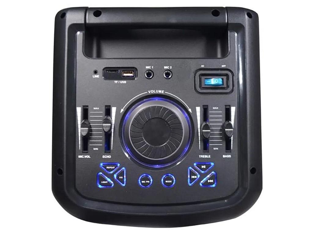 Caixa Som Multilaser Sp380 Mini Torre 900w
