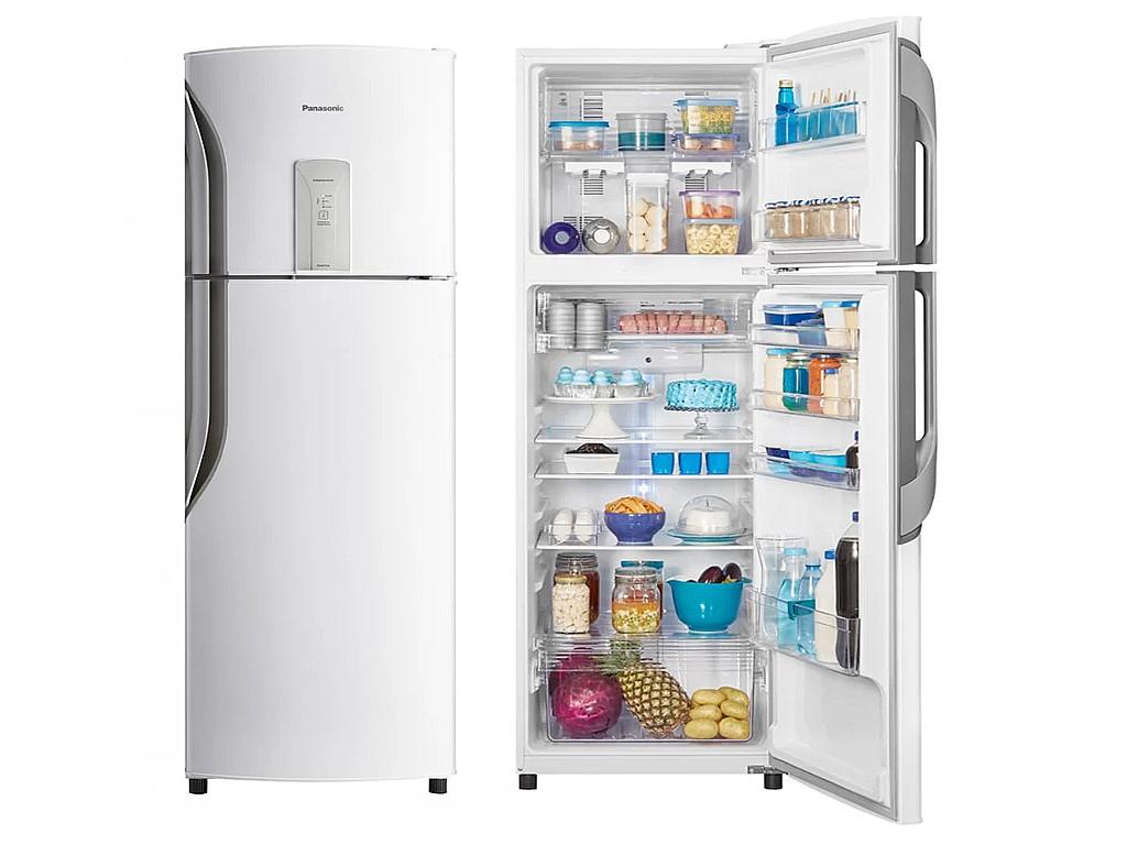 Refrigerador Panasonic Nr-bt40 Branco