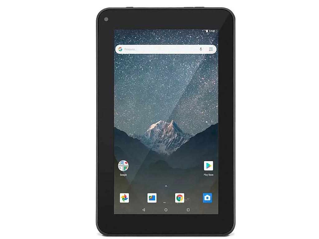 "Tablet Multilaser M7s Go 7"" 16gb Wifi Preto"