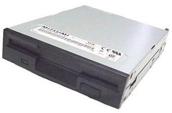Floppy Drive 3.5´ 1.44MB Preto