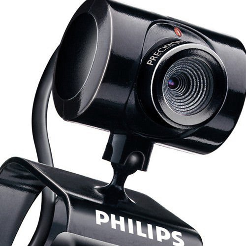 Webcam Easy 1.3MP SPC230NC/00 - Philips c/ Microfone