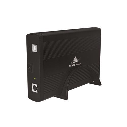 Case Externo para HD Clone 3,5 SATA I e SATA II 13050