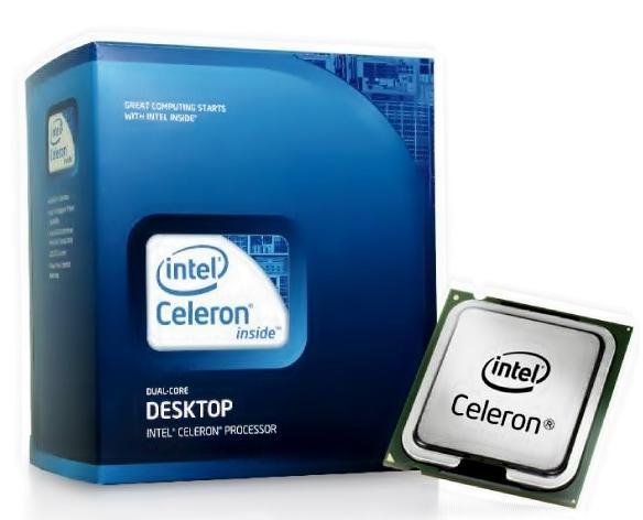 Processador Intel Celeron Dual Core E3300 2.50GHz LGA 775