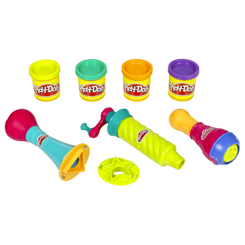 Massinha Play-Doh Kit Super Tools Ferramentas - Hasbro