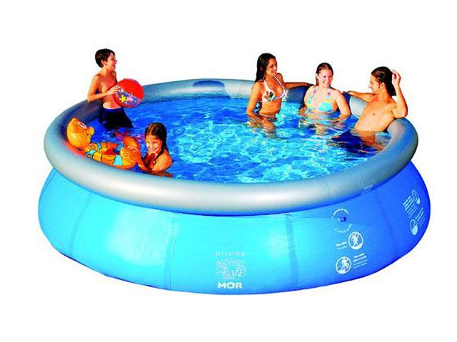 Piscina Inflável Splash Fun 8500 L - MOR