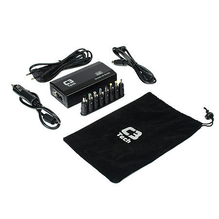 Carregador p/ Notebook C3 Tech NB 120 120W Bivolt  C3 Tech