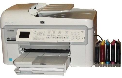 Bulk Ink Hp Cartuchos 564 565 178 364 862 Impressora C309a