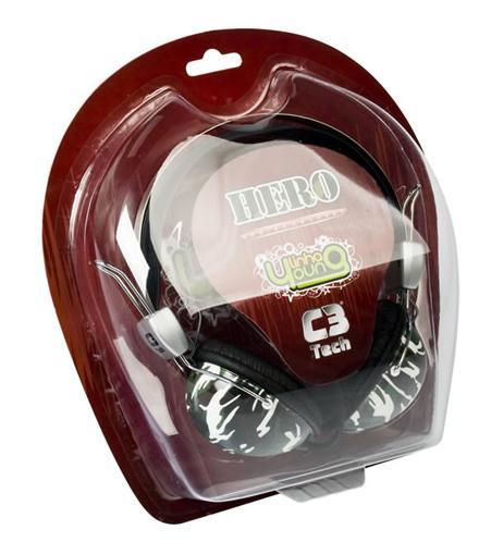 Fone de Ouvido Headfone C3 Tech Hero