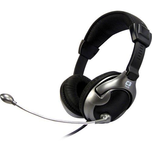 Fone de Ouvido c/microfone Bomber - C3 Tech