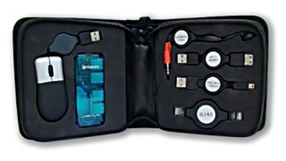 Kit USB Portátil - JETLINE